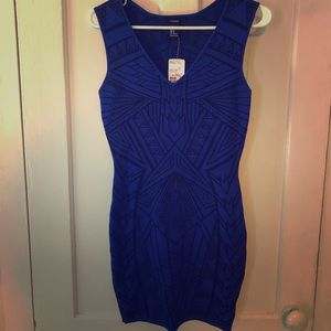 Forever 21 body con min dress NWT